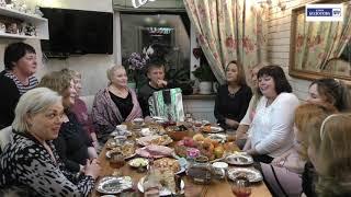 """Во поле березка стояла! Вокальный ансамбль """"Надежда"""" город Истра!"""