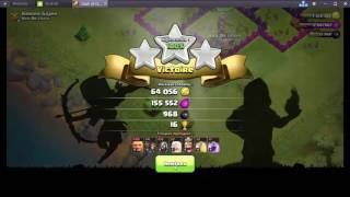 clash of clans & petit pvp izi