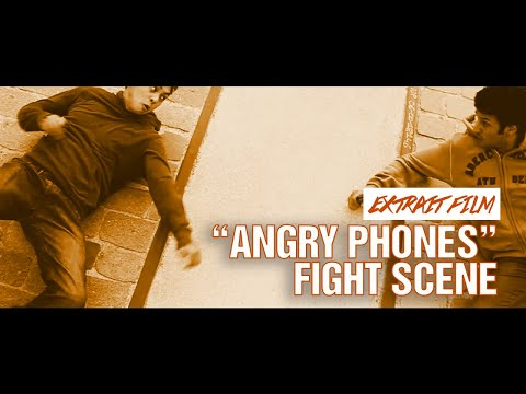 "Extrait ""Angry Phones"" Fight   Kefi Abrikh Samuel"