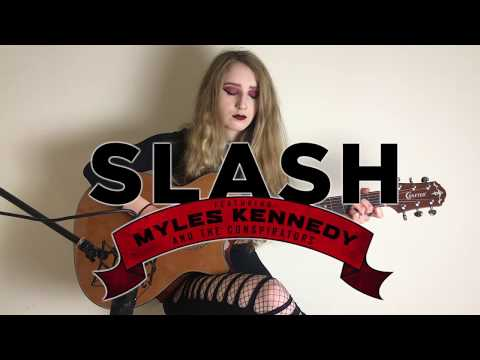 Anastasia – SLASH | Sophie Burrell Guitar Cover