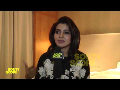 SouthScope Exclusive! Samantha tells SouthScope all about Naga Chaitanya and why he's so special!!