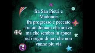 buonanotte all'italia video con testo ligabue