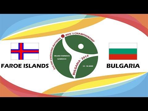 FAROE ISLANDS - BULGARIA