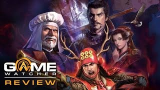 Nobunaga's Ambition Sphere of Influence Ascension Review