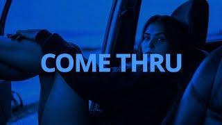 Summer Walker - Come Thru ft. Usher // Lyrics