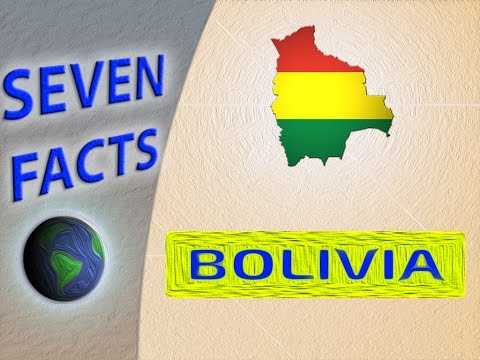 7 Facts about Bolivia