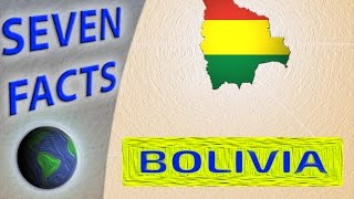 Facts you should know about Bolivia