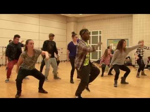 Swype Brings Hip-Hop Dancing to USC | SGTV News 4