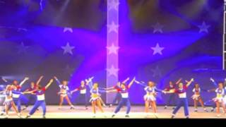 Cowboy Cheerleaders (no audience noise) from Michael Flatley