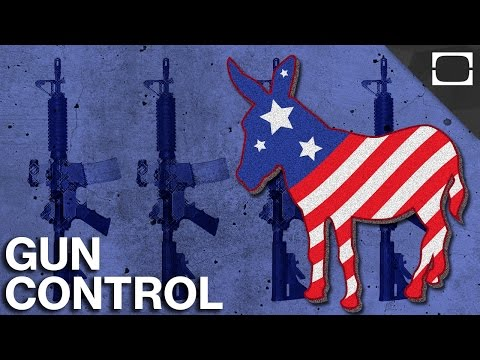 Where Do Democratic Candidates Stand On Gun Control?