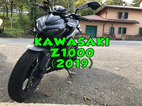 KAWASAKI Z1000 (2019)