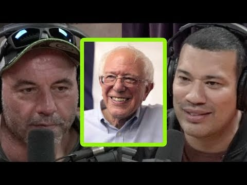 Joe Rogan on Why Bernie Has the Establishment Running Scared