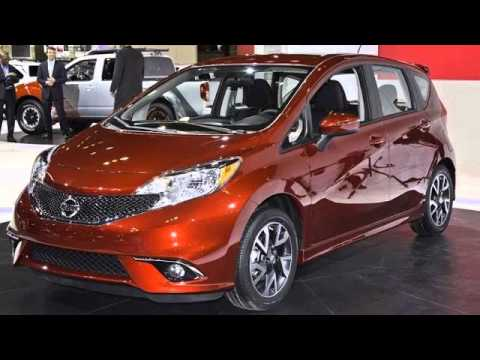 2017 nissan versa note sr - dohc 4-cylinder engine - youtube