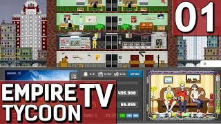Der TV Chef Simulator #1 EMPIRE TV TYCOON deutsch german