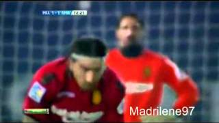 Mallorca vs Real Madrid  all goals real madrid 14.01.2012