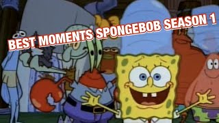 Best Moment In Each Episode Of Spongebob Season 1