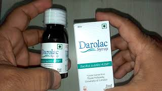 Darolac Syrup review India's 1st ready-to-use, multi-dose probiotic formulation