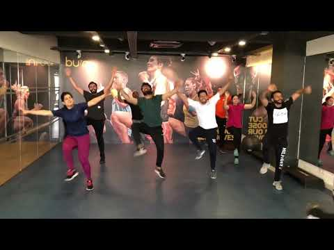 Its all about u #bhangra workout #Jasbeer #Dancingcrew
