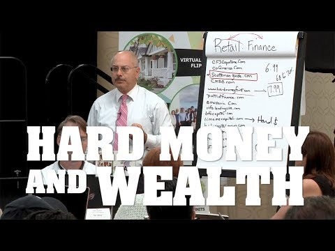 Hard Money and Wealth
