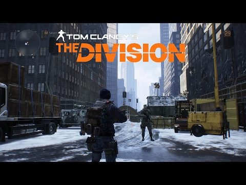 The Division: Grand Central Station   Main Mission Playthrough