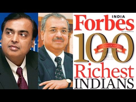12 New Comers in Forbes India's Rich List