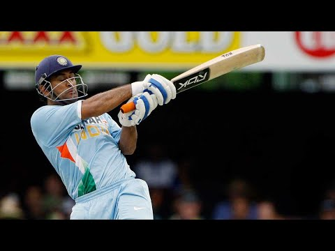 From the vault: MS Dhoni's best sixes Down Under