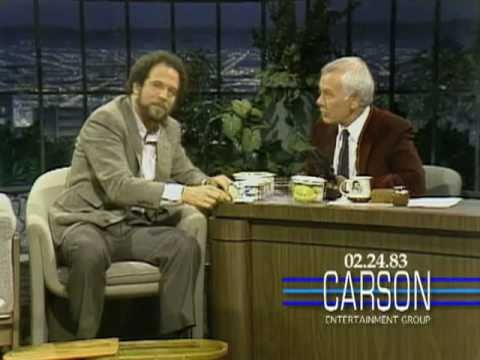 Albert Brooks' Impersonation Kit on Johnny Carson's Tonight Show - 1983