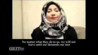 GRITtv: Asmaa Mahfouz: Hope in the Streets in Egypt