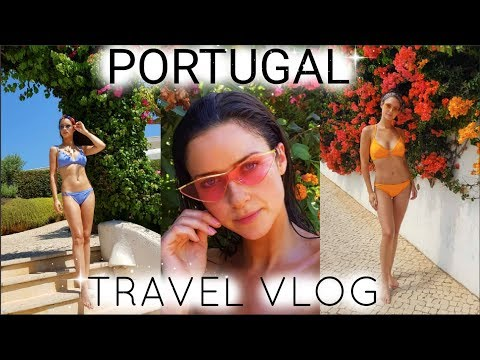 PORTUGAL TRAVEL VLOG 2018 | FUN VACATION | TREND