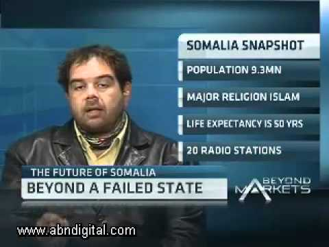 Chances of Political Reform in Somalia with Petrus de Kock