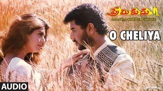 O Cheliya Full Song || Premikudu Songs | Prabhu Deva,Nagma | A.R Rahman,Rajasri | Telugu Songs