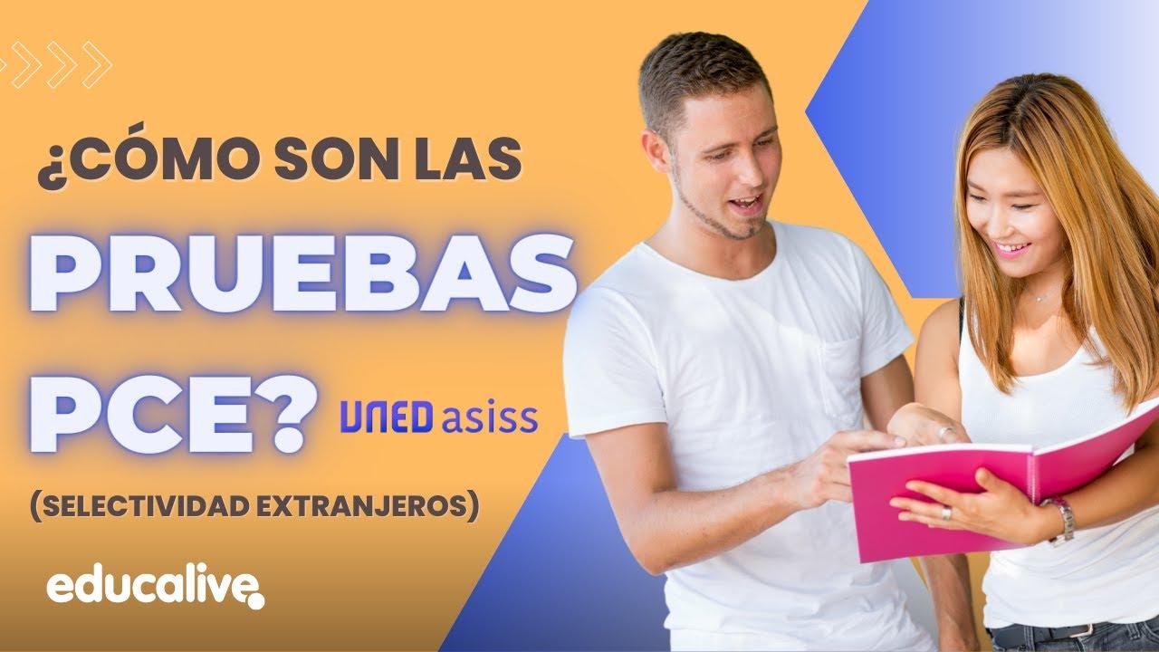 Download Las Pruebas PCE de UNED - Selectividad para extranjeros