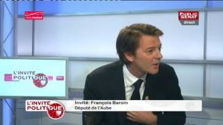 François Baroin : « Je pense que [Fillon-Borloo, c