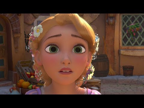 Tangled - Rapunzel Memorable Moments Tangled New Disney Animation Movies For Children