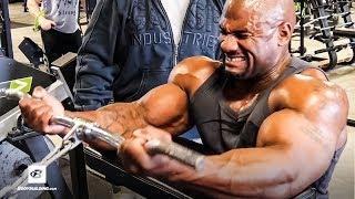 The 4 Quarters Arm Workout | IFBB Pro Jay Warren & Josh Bryant MS