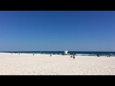 Florida Travel: Welcome to Pensacola Beach
