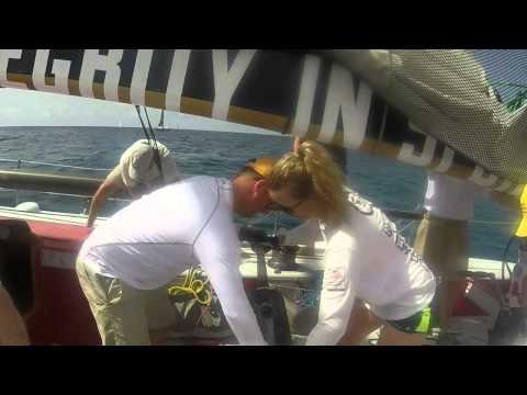 Antigua Race Week 2014 - Spirit of Adventure