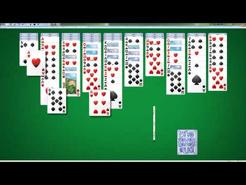 Windows 7 Solitaire, Spider Solitaire, FreeCell stream 2017-09-07