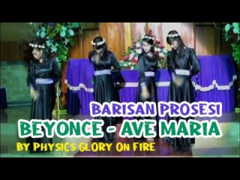 Barisan Prosesi by Physics Glory On Fire