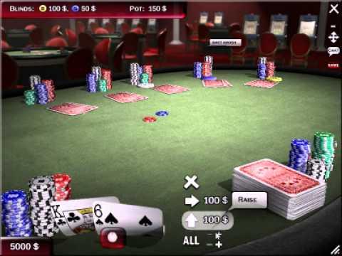 Poker chart