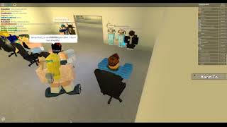Roblox - Hilton Hotels Training! Passed!