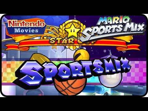 Mario Sports Mix - Sports Mix - Star Cup Hard (including ful