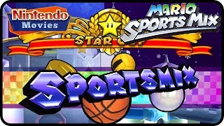 Mario Sports Mix - Sports Mix - Star Cup Hard (including full Star Road!)