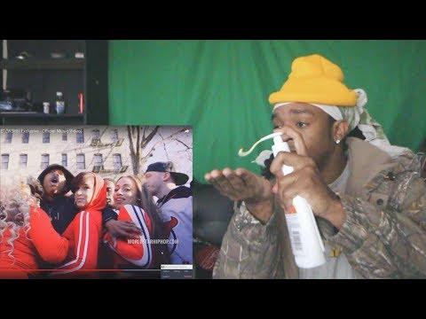 "6IX9INE Feat. Fetty Wap & A Boogie ""KEKE"" (Official Music Video) - REACTION"
