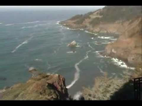 Cape Foulweather, Named in 1778 by James Cook, Oregon Coast, Pacific Ocean