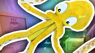 I'M NAKED NOW?! | Octodad #3