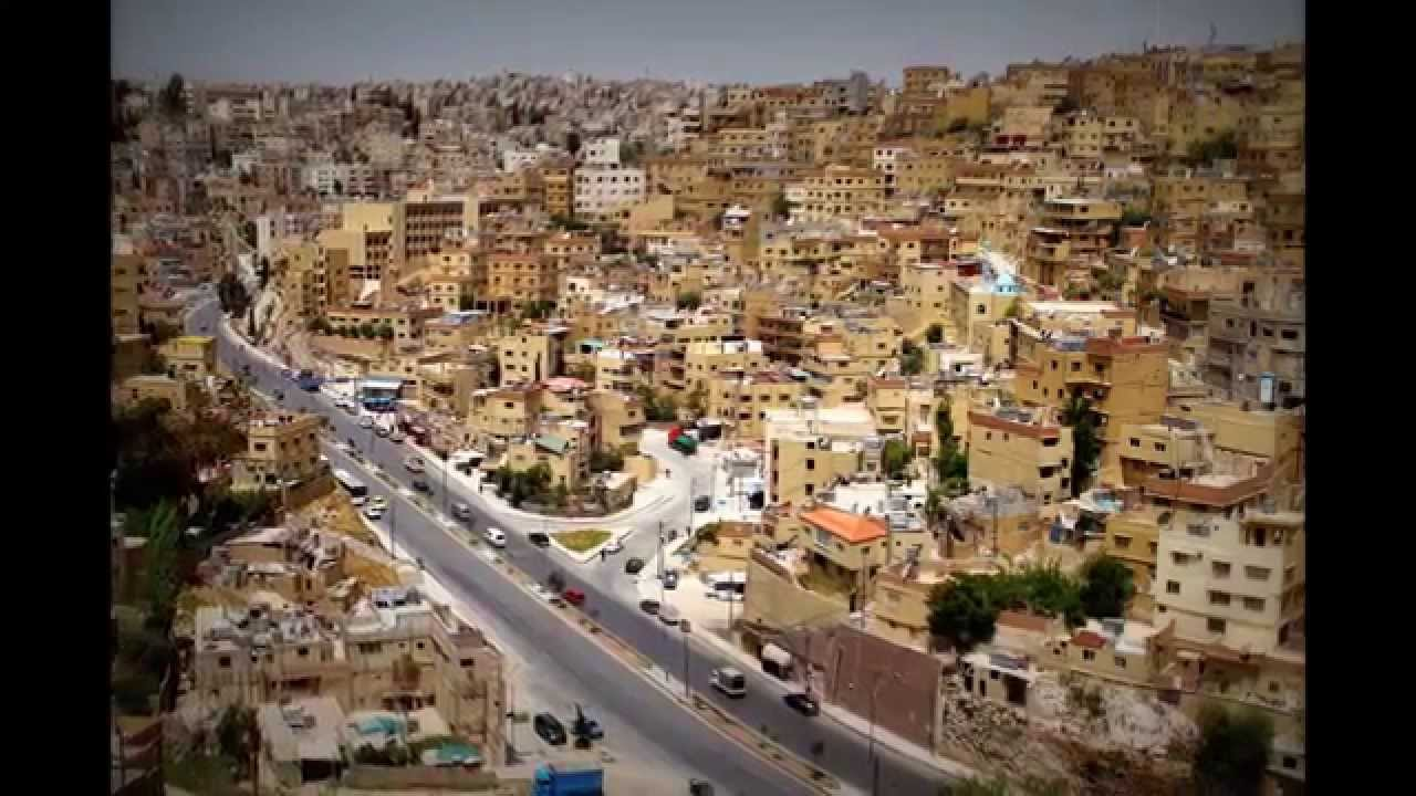 Amman Jordan One Of The Oldest Cities In The World Youtube