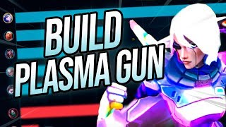 40.000 DE DAÑO EN 25 MINUTOS! ASHE PLASMA GUN BUILD! • Only Gérier