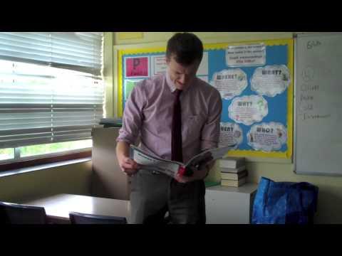 11J Castle Leavers 2014 TUTOR VIDEO
