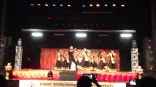 Rhythms Of India performing at ROB 2014